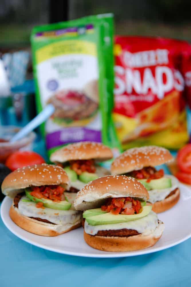 The Arizona Burger Recipe close up photo
