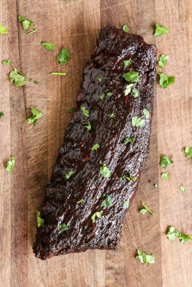 Grilled Cajun Ribs Recipe