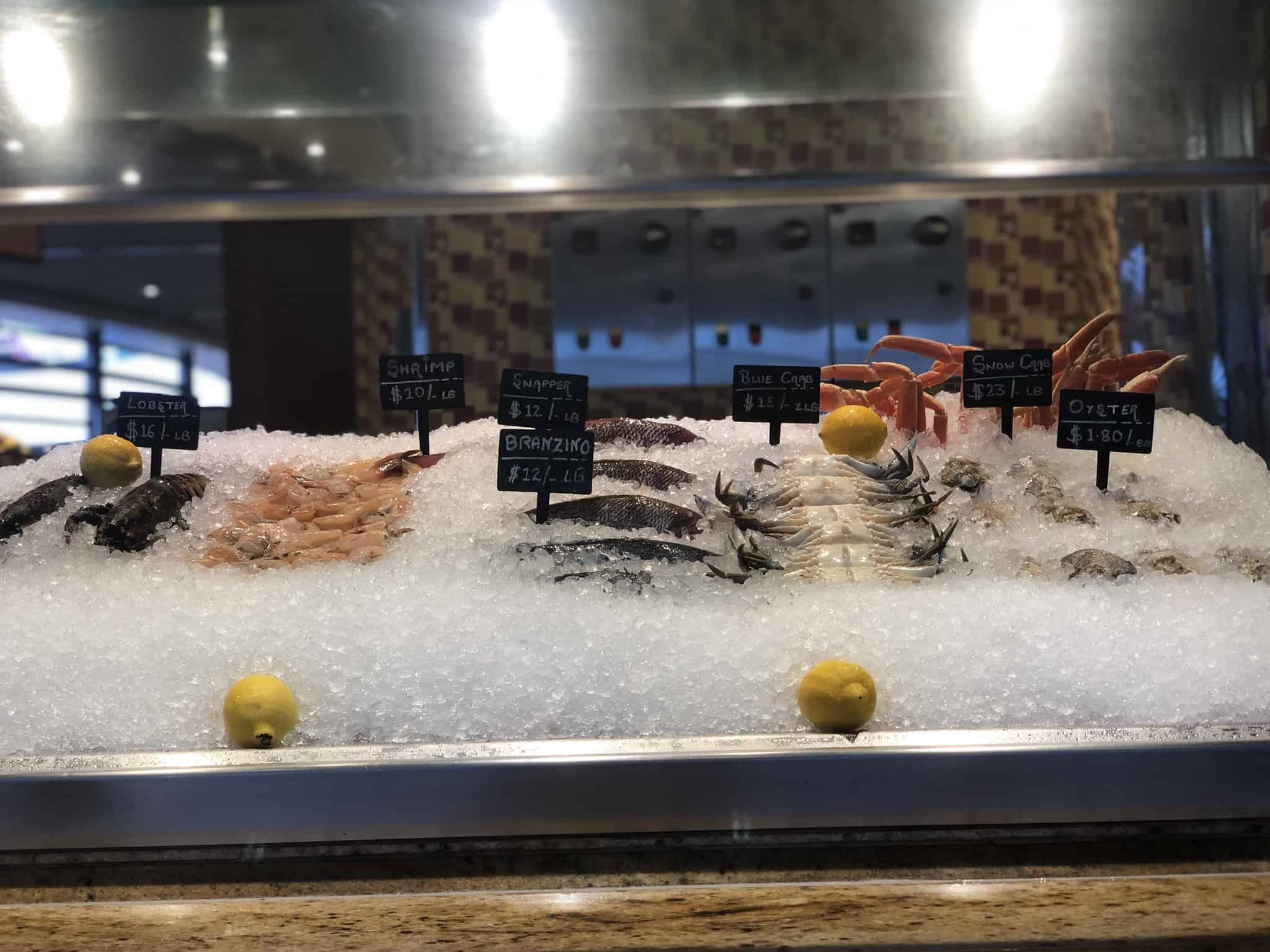 picture of seafood