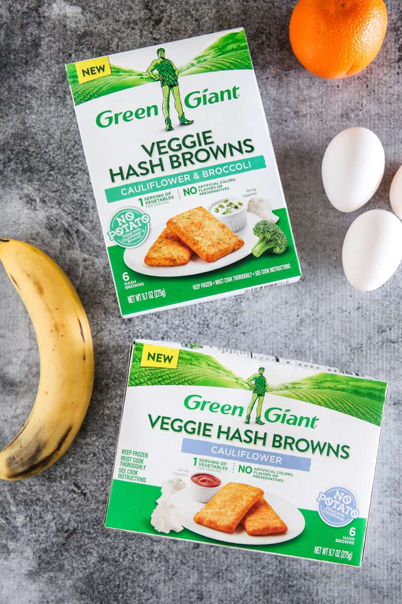 green giant veggie hash browns product
