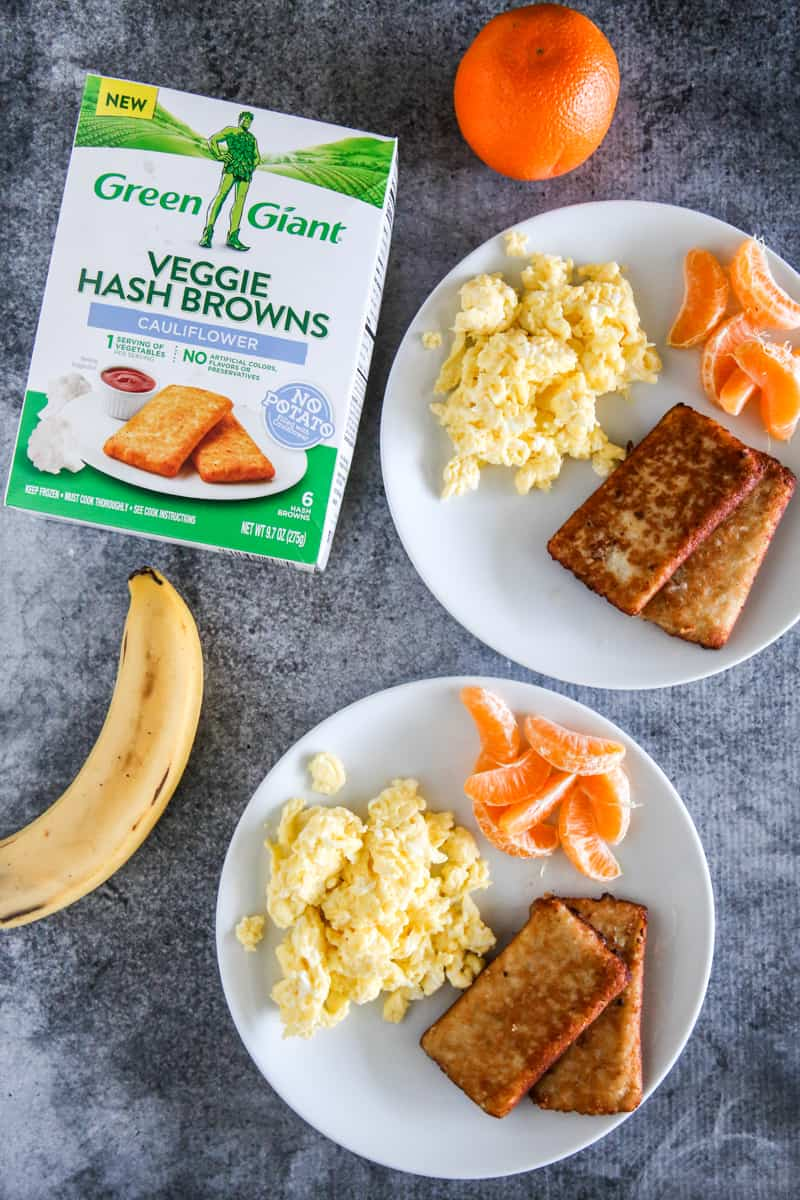 Resolutions Made Easy with Green Giant Recipe