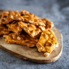 Peanut Brittle Photo